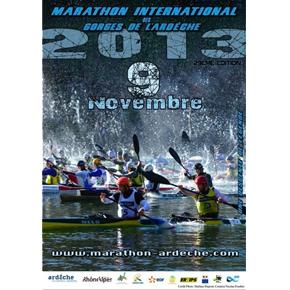 29ème Marathon International des Gorges de l'Ardèche